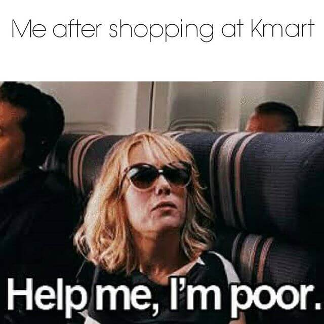 Kmart meme