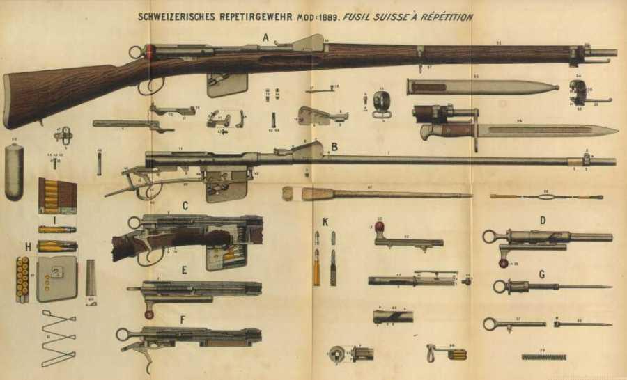 smit-ruben rifle