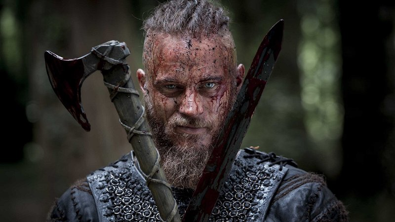 vikings axe